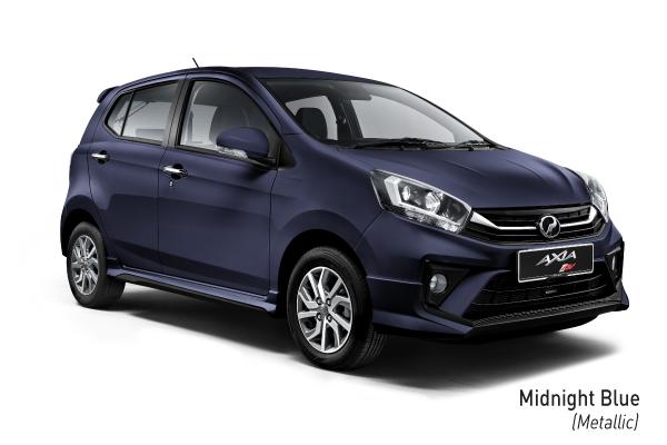 PERODUA AXIA - Perodua Putrajaya